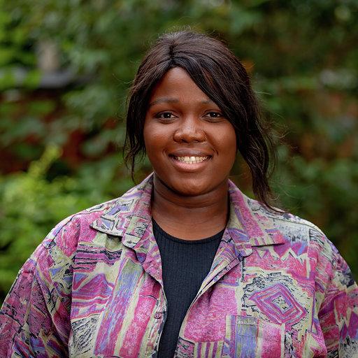 Winnie Nyathi, Project Worker