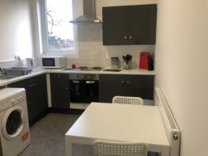 Park Lodge Project - Hinckley Rd Hub - Residents 1st Floor Kitchen